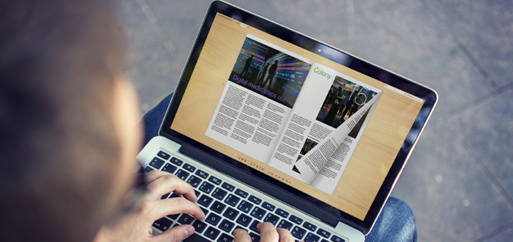 Word Brochure Templates Goodbye » Your brochure in 2 minutes
